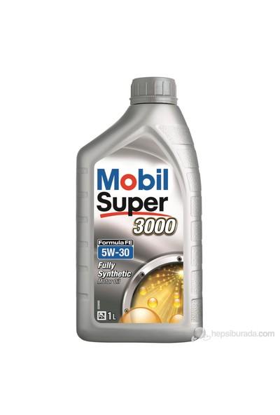 Mobil Süper 3000 X1 F-FE 5W-30 1lt Benzinli Dizel Motor Yağı