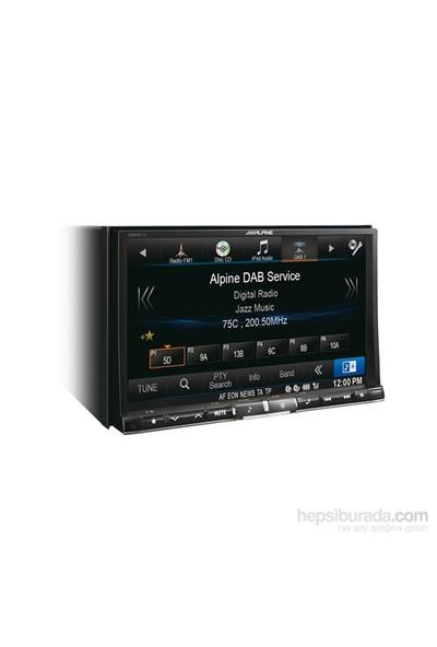 ALPINE X800D-U Gelişmiş Navigasyonlu Oto Multimedya Sistemi