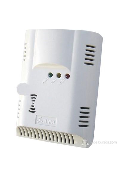 3MK Pilli Karbonmonoksit Dedektörü – 3MK-COB Gaz Alarm Cihazı