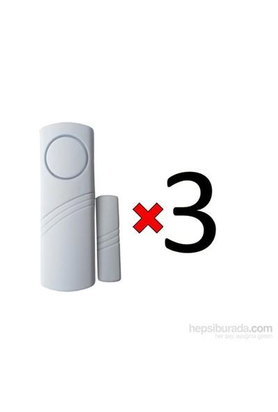 3Lü Kapı Pencere Alarmı