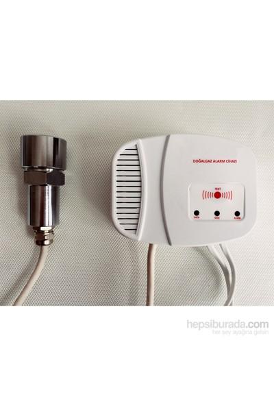 Lorex LR-HEZGAZEX Exproof Endüstriyel Doğalgaz Dedektörü – Doğal Gaz Alarm Cihazı