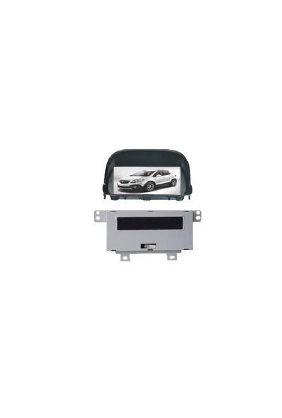 Avgo Opel Mokka 2014-2016 Multimedya Sistemleri
