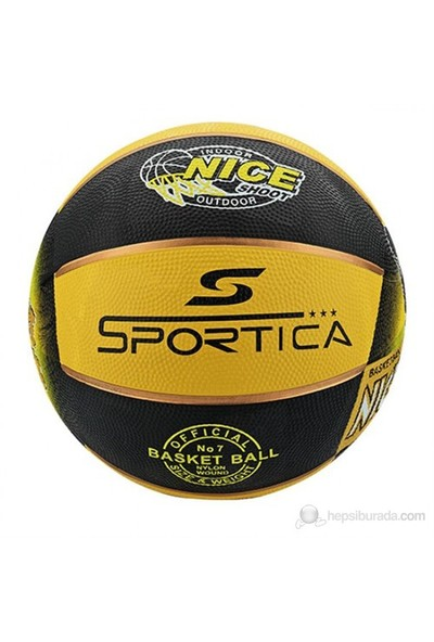 Sportica BB200Y Basketbol Topu No:7