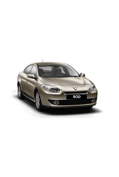 Bod Renault Fluence Araca Özel Perde