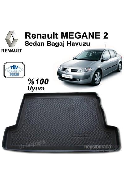 Renault Megane 2 Sedan Bagaj Havuzu Megane 2 Paspas