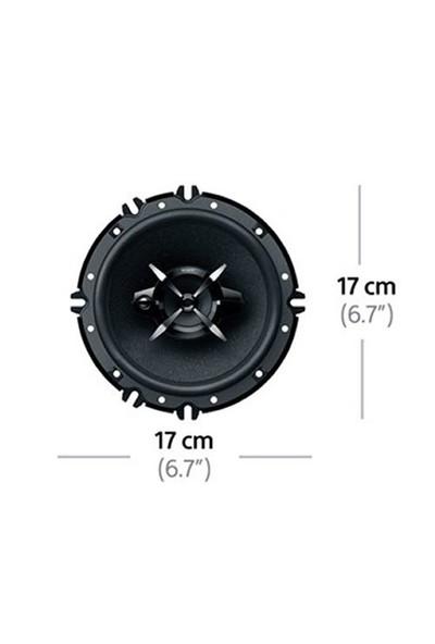 Sony DFB-6916 USBli Oto Teyp ve Hoparlörlü Mega Bass Performans Seti