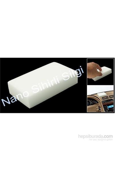 Nano Teknoloji Sihirli Sünger Silgi Temizleme Seti 4lü