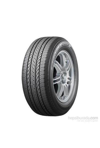 Bridgestone 215/55 R18 95H Ecopia EP850 4X4 Lastik (Üretim Yılı:2015)