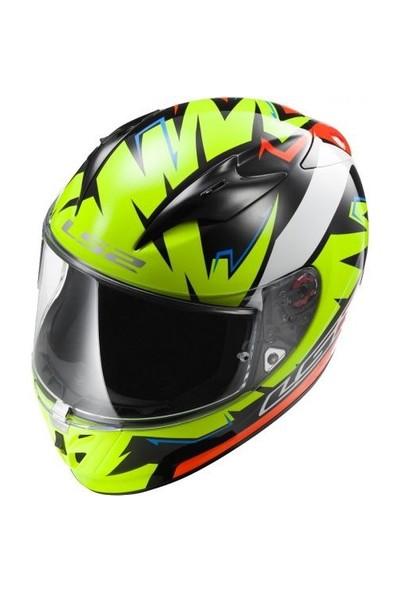 Ls2 Ff323 Replica Isaac Vinales Motosiklet Kaskı
