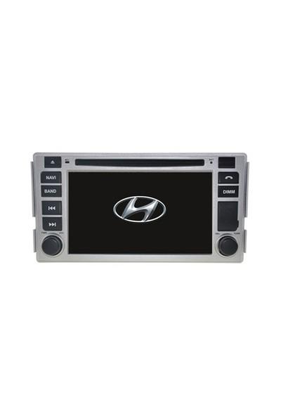 Navimex Hyundai Santee Fee Old Navigasyon Multimedya Dvd Mp3 Geri Görüş Kamerası