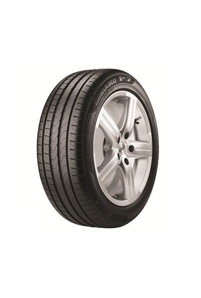Pirelli 225/45 R17 91W Cinturato P7 Oto Yaz Lastiği ( Üretim Yılı: 2021 )