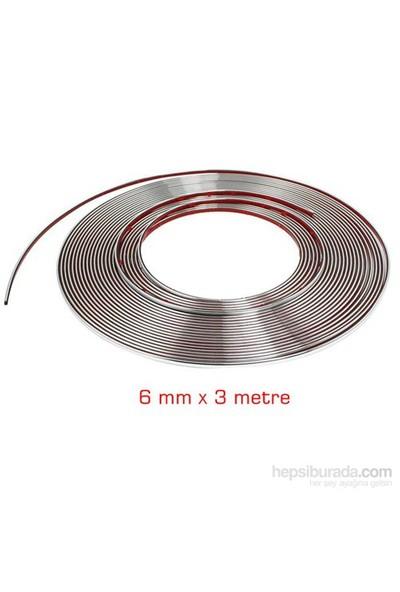 ModaCar 6 mm Nikelajlı Çita 3 Metre 424481