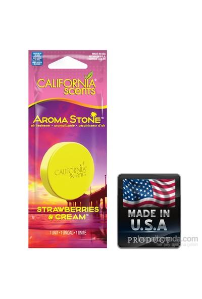 California Aroma Stone KREMALI ÇİLEK