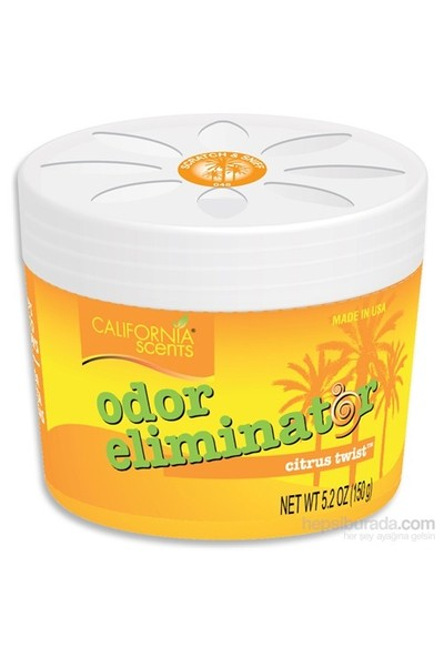 California Odor Eliminators LİMON FIŞKIRMASI