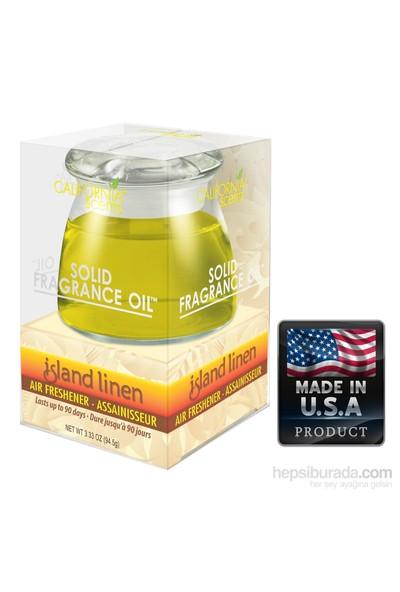 California Solid Fragrance ISLAND LINEN