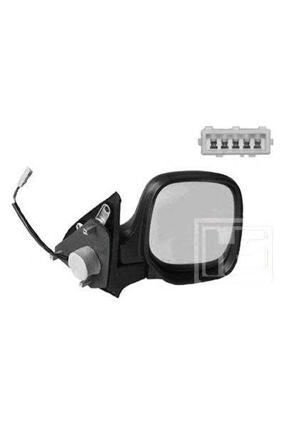 Viewmax Vm118ehl Dıs Ayna Elektrıklı Isıtmalı Sol ( Peugeot : Partner 97-- / Cıtroen : Berlıngo : 97-- )