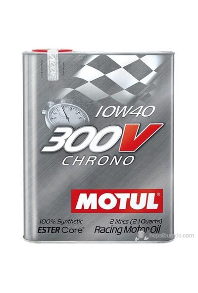 Motul 300V Competition 10W-40 Motor Yarış Yağı ( Üretim Yılı: 2021 )