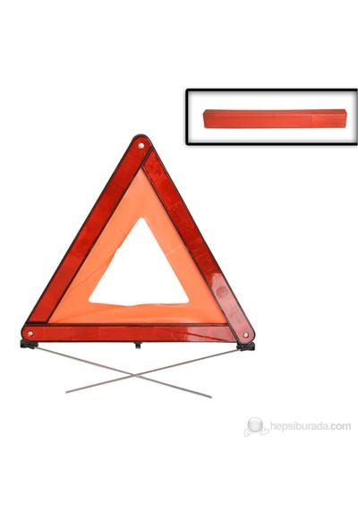 BTCar üçgen Reflektör üçgen Demir Ayaklı
