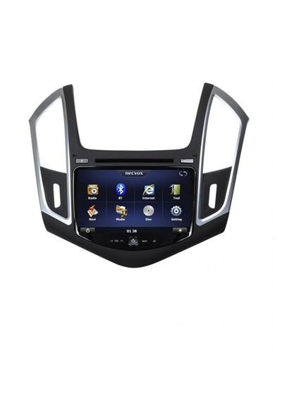Necvox Dvn -P 1077 Chevrolet Cruze Platinum Navigasyonlu Multimedya Kamera Dvd Mp3 Tv Anteni Geri Görüş Kamerası
