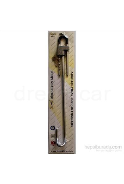 Yuma Direksiyon Güvenlik Kilidi Fiam Anahtarlı 09009