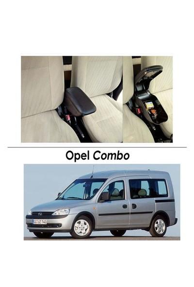 Bylizard Opel Combo Kol Dayama Kolçak Siyah - Araca Özel