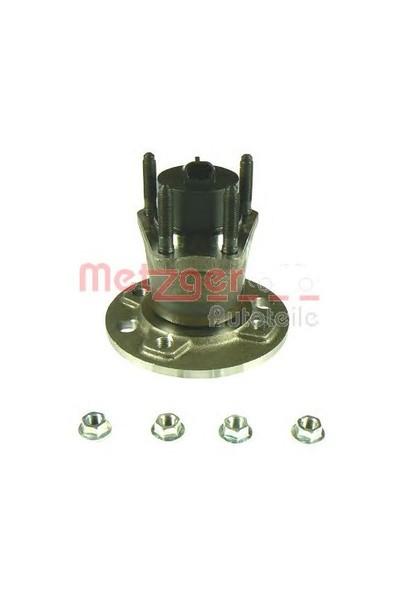 Daslager Dlb60045 Arka Teker Poryası Rulmanlı Astra F-G-Vectra A-B-Combo 1.4-1.6-1.8-2.0-1.7Cdtı Abslı (4Delık)