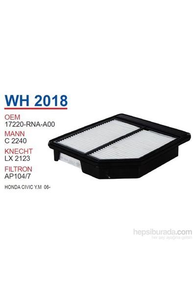 Wunder HONDA CiViC Y.M 06- Hava Filtresi OEM NO:17220-RNA-A00