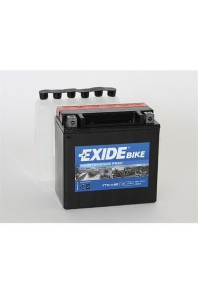 Exide 12V 12Ah 200Cca Etx14-Bs Exide