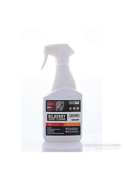 Valet Pro Bilberry Wheel Cleaner - Ph Nötr Jant Temizleyici 500 ml