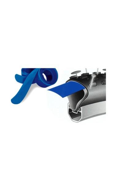 Zefal Plastik Patlak Önleyici Şerit z lıner gri 28road