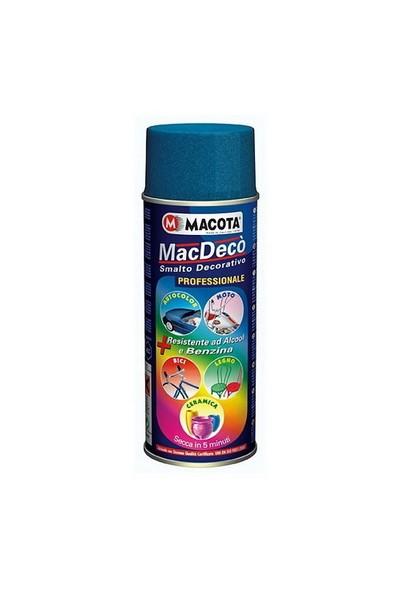 Macota Macdeco Profesyonel Akrilik Sprey Boya Transparan Opak 400 Ml. 0493032