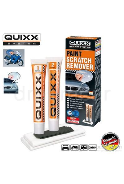 Quixx Repair System 8 Parça Araç Çizik Onarıcı Set Made in Germany