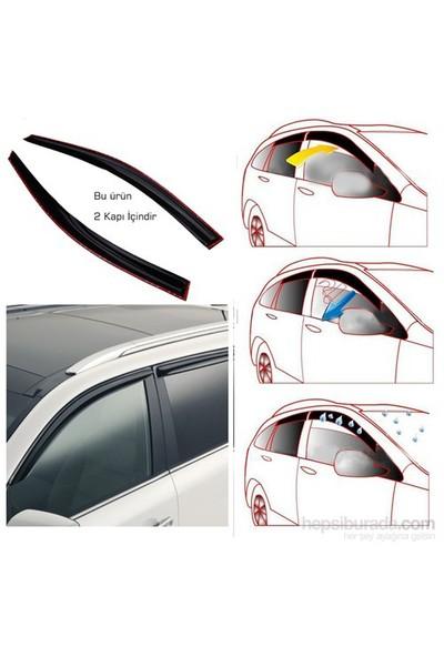 Mugen Sport Style Peugeot Partner Tepee 2010 >> 2 Kapı Rüzgarlık Seti 103621