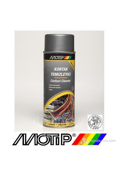 Motip Kontak Temizleme Spreyi Yağsız 400 Ml. Made in Holland 04000569