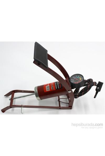 ModaCar Motorsiklet ATV Ayaktan Hava Şişirme Pompası 102741