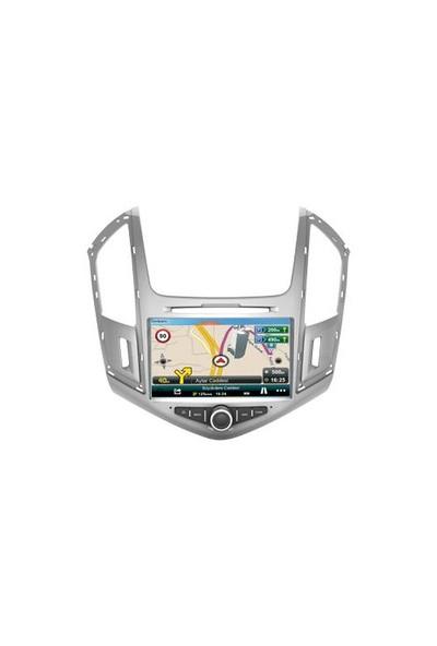 Cyclone Chevrolet Yeni Cruze Navigasyon Multimedya Dvd Mp3 Geri Görüş Karmerası