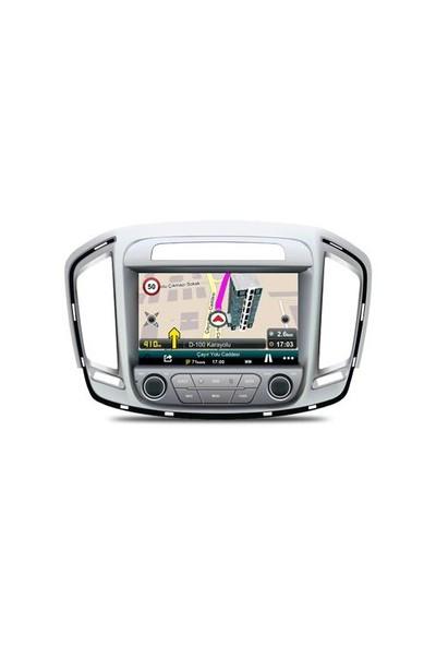Cyclone Opel İnsignia 2015 Navigasyon Multimedya Dvd Mp3 Geri Görüş Karmerası