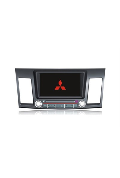 Navimex Mitsubishi Navigasyon Multimedya Dvd Mp3 Geri Görüş Kamerası