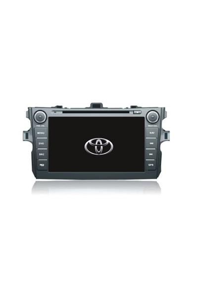 Navimex Toyota Auris Navigasyon Multimedya Dvd Mp3 Geri Görüş Kamerası
