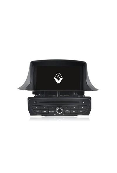 Navimex Renault Megane 3 Navigasyon Multimedya Dvd Mp3 Geri Görüş Kamerası