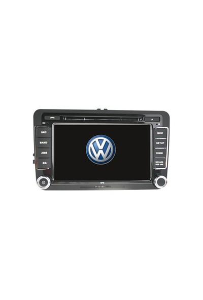 Navimex Volkswagen Andıroid Navigasyon Multimedya Dvd Mp3 Geri Görüş Kamerası