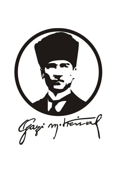 Sticker Masters Mustafa Kemal Atatürk Sticker