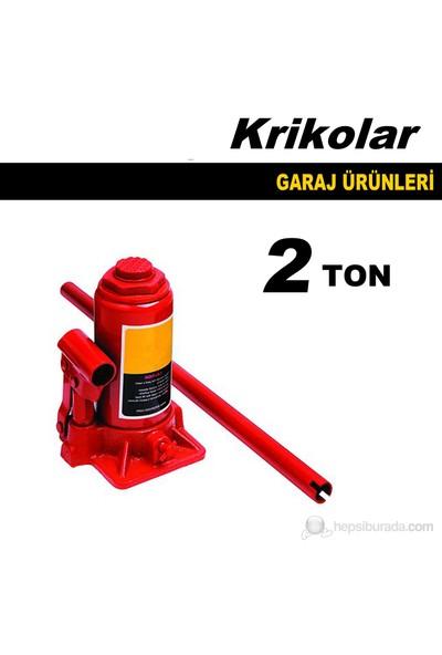 Kriko Hidrolik şişe Tip 2 Ton 40034