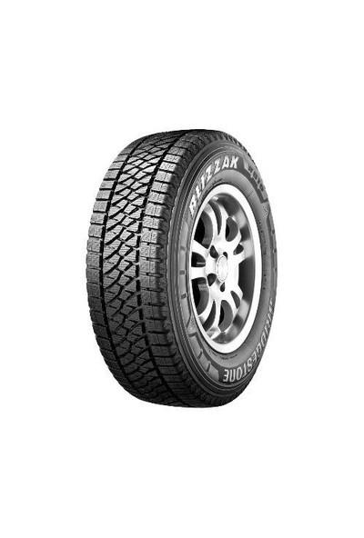 Bridgestone 235/65 R16C 115/113R W810 Ticari Kış Lastiği (Üretim: 2018)
