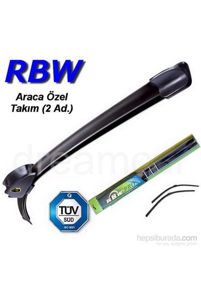 Rbw Bmw 1 Serisi HB (F20,F21) 2011 ve Sonrası Kasa İçin Muz Silecek Tk 55+45cm 90802