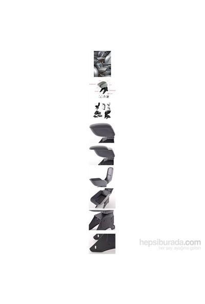 ModaCar Gri Sürgülü Kol Dayama Kolçağı 425311