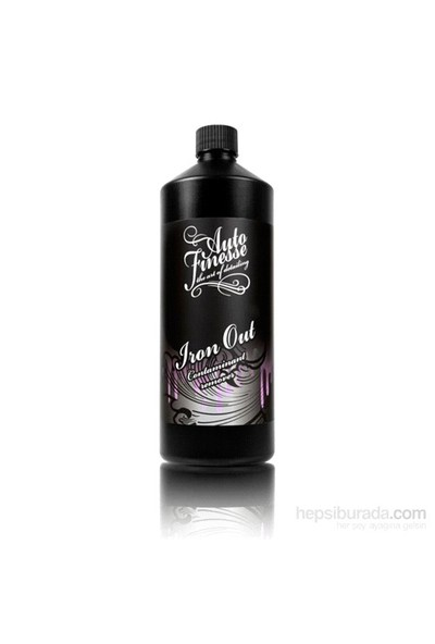 Auto Finesse Iron Out - Demir Tozu Sökücü 1 L