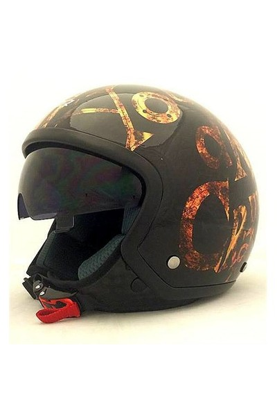 Ls2 Of561 Crazy Gold Kask