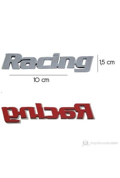 Modacar Racing Yazısı 3D Arma 425681