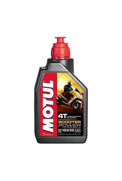 Motul Scooter Power 4T 10W30 MB 1 Litre
